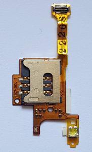 Čtečka SIM Sony Ericsson W715 W705