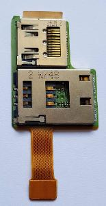 Čtečka SIM Sony Ericsson K850