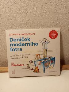 Deníček moderního Muže - CD mp3