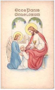 Starožitný ručně malovaný svatý obrázek, 8ks - SLEVA