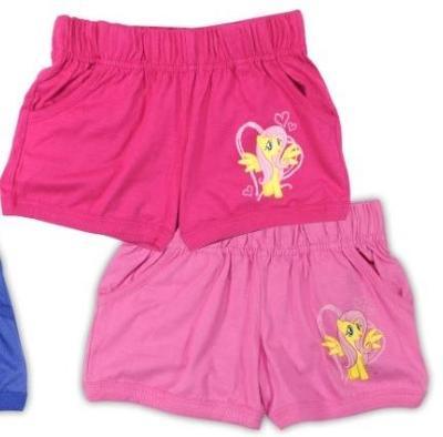 Nové kraťasy Little Pony, vel.92, 104 a 116
