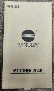 Originální tonery Minolta MT-204B nové - 2ks