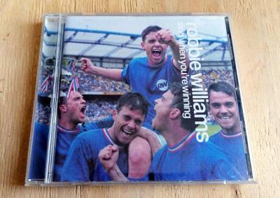 ROBBIE WILLIAMS – Sing When You're Winning - 1 PRESS 2000