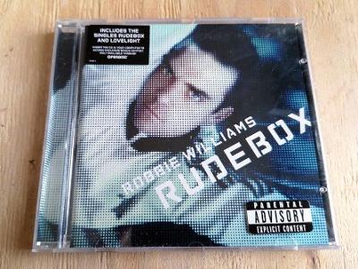 ROBBIE WILLIAMS – Rudebox - 1 PRESS 2006