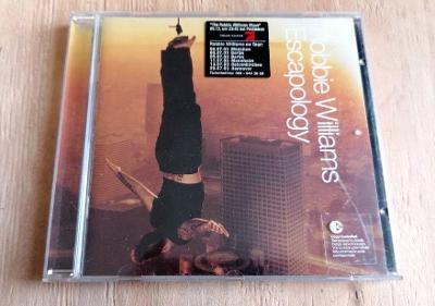 ROBBIE WILLIAMS – Escapology - 1 PRESS 2002