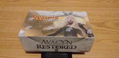 MTG: Magic The Gathering - Booster box - Avacyn restored