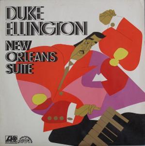 ELLINGTON Duke ORCH. New Orleans Suite 1972 Supraphon