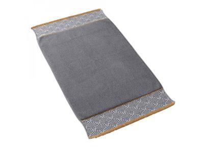 Koupelnový rohož z bavlny GOLDY, 85x50 cm