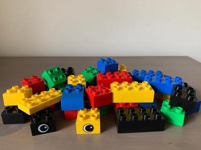 Lego Duplo 4080 - set kostek 45ks