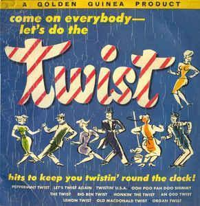 FAST AND THE CHESSMEN - LET´S TWIST UK 1962