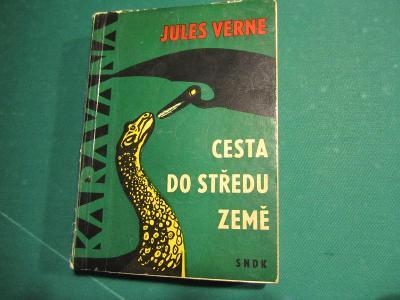 Jules Verne - Cesta do středu země