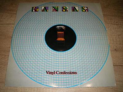 Kansas  – Vinyl Confessions (1982) 1.Press , EX