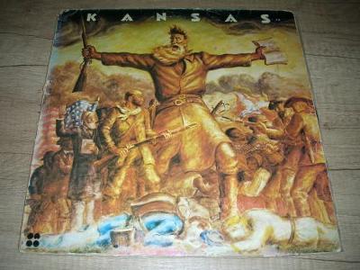 Kansas  – Kansas (1978) 1.Press