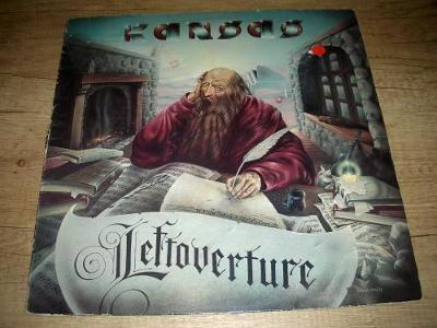 Kansas  – Leftoverture (1977) 1.Press , EX