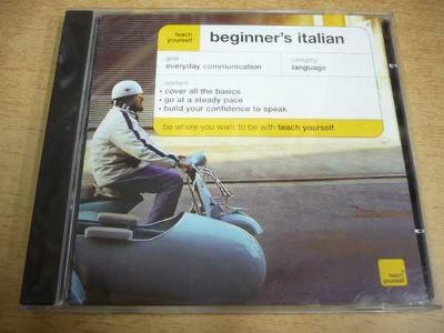 2 CD-SET: BEGINNER´S ITALIAN