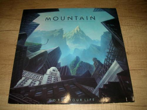 Mountain – Go For Your Life (1985) 1.Press , TOP STAV!!! - Hudba