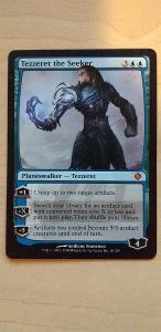 MTG: Magic the gathering - Tezzeret the seeker (Shards of Alara)
