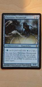 MTG: Magic the gathering - Phyrexian Metamorph (New Phyrexia)
