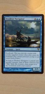 MTG: Magic the gathering - Deadeye Navigator (Avacyn Restored)