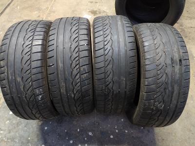 4 letní pneumatiky DUNLOP 235/55R17 99V 5,00mm