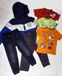 Set oblečení pro chlapce vel. 98 (2-3 roky)