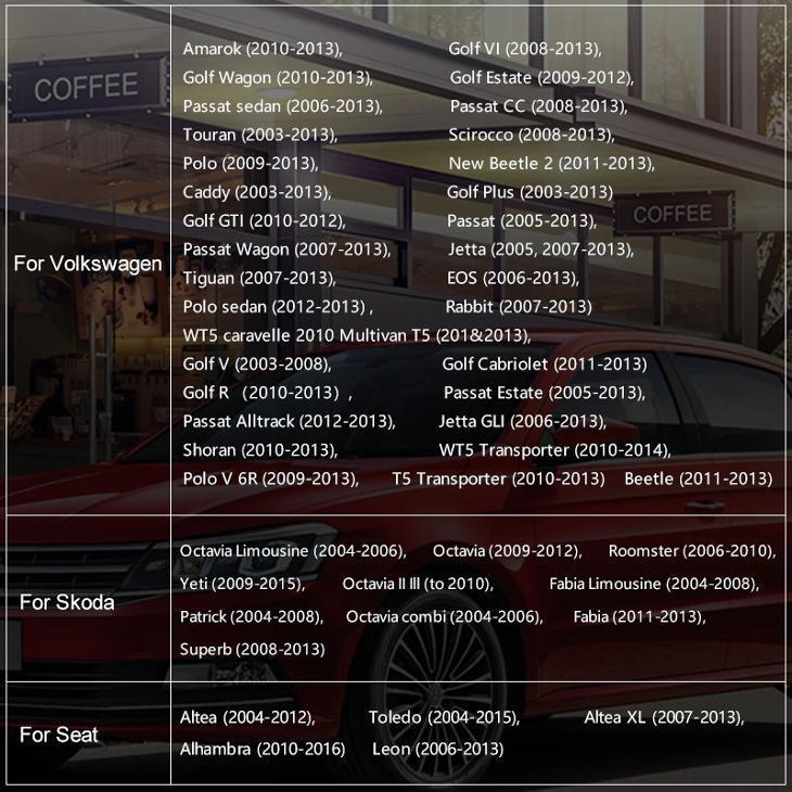 ✅ ANDROID 9.1 2din rádio pro VOLKSWAGEN SKODA SEAT KAMEROU,  WIFI - TV, audio, video