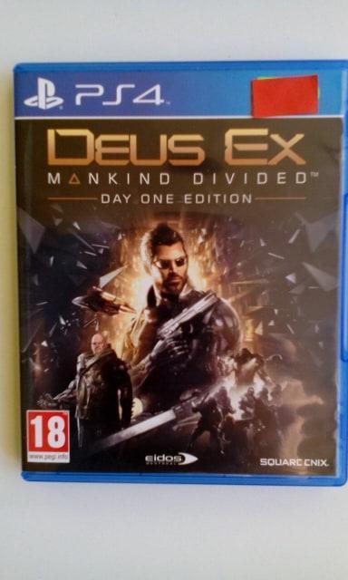 PS4 HRA DEUS EX