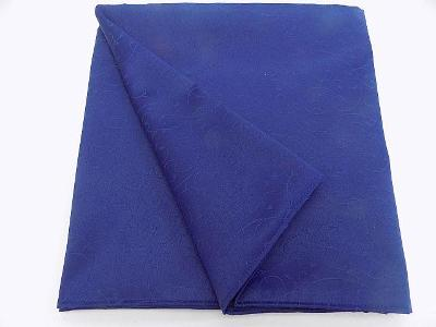 Teflonový vodoodpudivý ubrus 160x120 cm,barva tmavě modrá,
