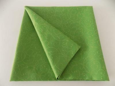 Teflonový vodoodpudivý ubrus 160x120 cm,barva zelená.