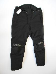 Textilní kalhoty BRIXTON- vel. 52/L, chrániče kolen