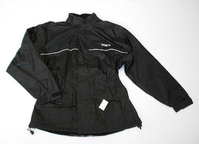 Textilní bunda UVEX- vel. L/52, nepromok, refl. prvky