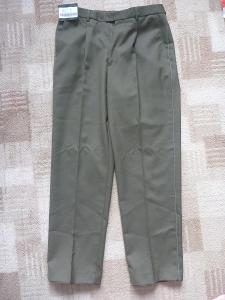 Kalhoty vz. 97 služební - zelené 176/88 - Blažek