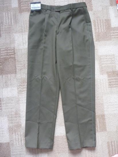 Kalhoty vz. 97 služební - zelené 176/88 - Blažek - Vojenské