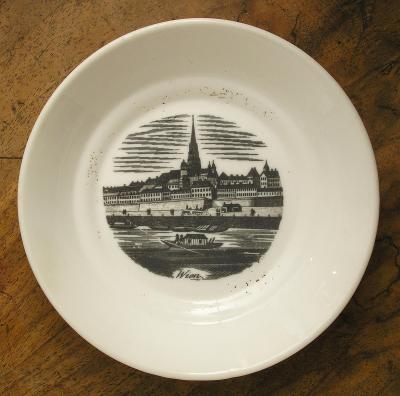 Stará Role 1850 - veduta Vídeň - (K77)