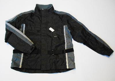 Textilní bunda nepromok- vel. L, reflexní prvky