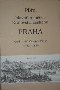 Plán hlavního města Království českého Praha