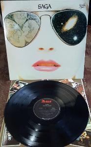LP Saga – Worlds Apart NM-/EX+