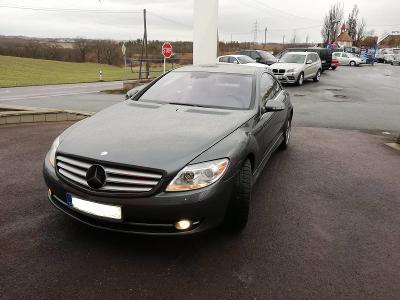 Prodam Mercedes Benz CL 500, w216. 5,5L, V8, 387k, 4x4