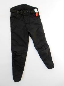 Textilní kalhoty HARRO- chrániče boků, kolen, pas: 78 cm