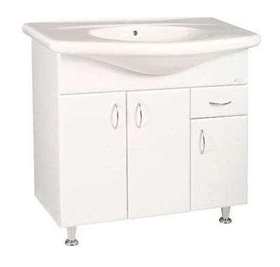 NOVA KERAMIA koupelnová skříňka s umyvadlem