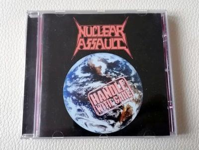 NUCLEAR ASSAULT - Handle With Care - PRESS 2011 GERMANY