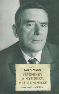 Golo Mann: Vzpomínky a myšlenky, mládí v Německu