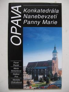 OPAVA - konkatedrála Nanebevzetí Panny Marie