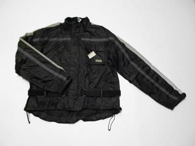 Textilní bunda nepromok- vel. XL, reflexní prvky