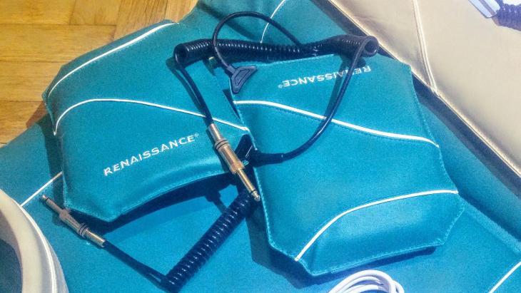 Pulzní magnetoterapie Renaissance 5 aplikátorů!!! Nové,nepoužité, TOP! - Zdravotnické potřeby
