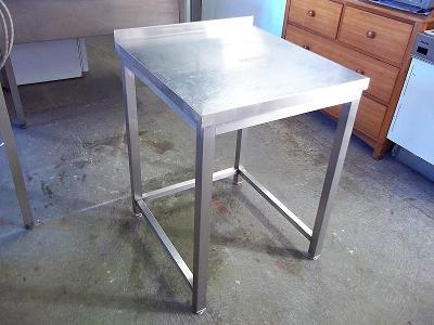 Stůl nerezový 70 x 65 x 85 cm