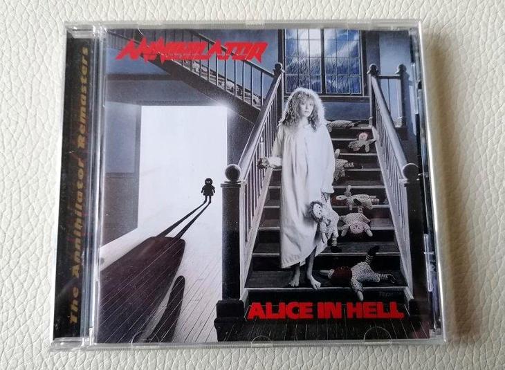 ANNIHILATOR - Alice In Hell - PRESS 1998 - Hudba