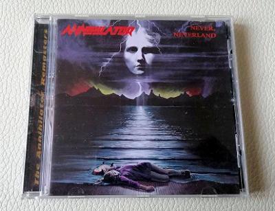 ANNIHILATOR - Never, Neverland - PRESS 1998