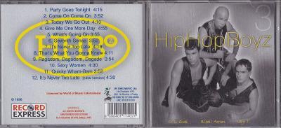 Hip Hop Boys - 3 (1996) NOVÉ akce