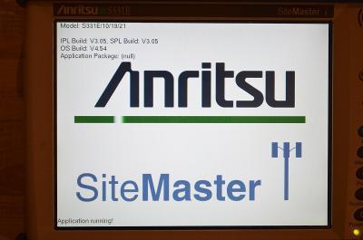 ANRITSU SITEMASTER S331E